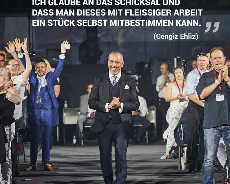 Alles nur Show, Herr Cengiz Ehliz?